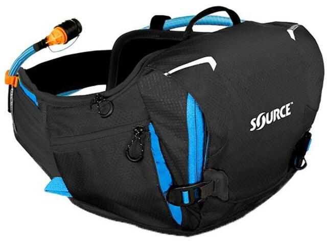 SOURCE Hipster Ultra Pas 1,5+3,5l, black